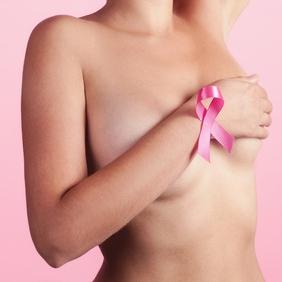 piersi kobiety - nowotwór